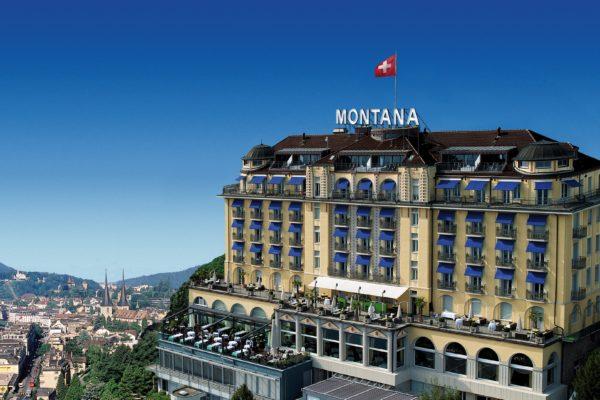 Hotel Montana Luzern